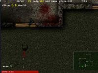 Zombie Angriff