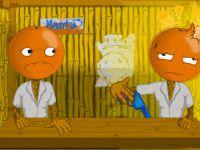 Orangen Roulette